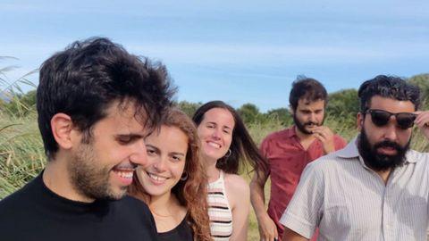 El grupo Néboa actuará en el festival Maré de Santiago.