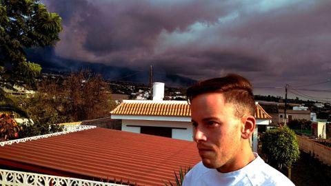 Fran Aguiloche en La Palma