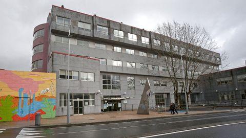 Residencia de Campolongo, en Pontevedra