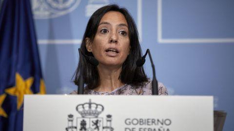 Mercedes González, delegada del Gobierno en Madrid