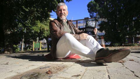 Luis Iglesia, homenajeado en la Semana de Cine de Lugo