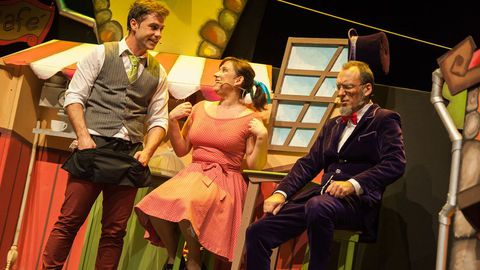 Teatro Ghazafelhos actuará en el MIHL