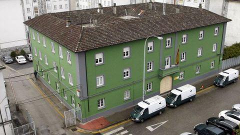 Cuartel de la Guardia Civil de Lugo