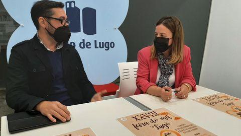 Presentación da Feira do Mel de Lugo