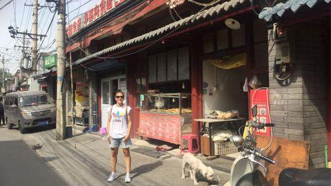 Vero Boquete en China