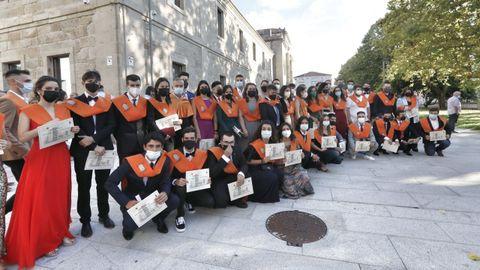 En ADE hay 47 graduados en la promoción de 2021
