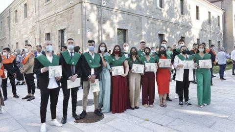 En Turismo, se graduaron catorce jóvenes