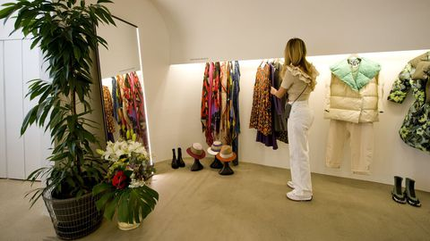 Maazi está pensada como una tienda para comprar «prendas diferentes»