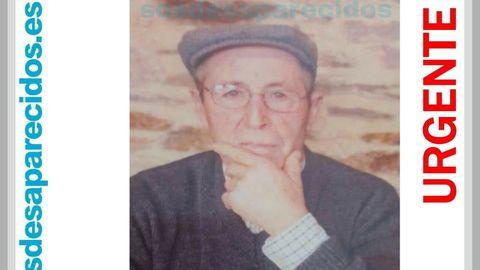 José Beis lleva más de tres años desaparecido desde que salió de su casa en O Pino