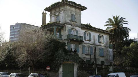 Villa Felisa, la segunda más cara en Ciudad Jardín.