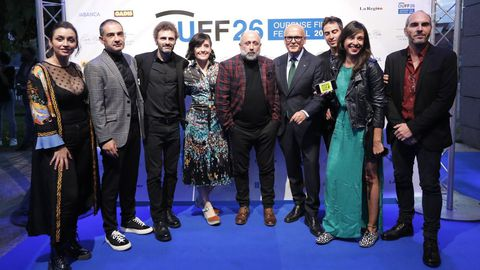 O filme «Malencolía» estreouse tras a gala inaugural do OUFF.
