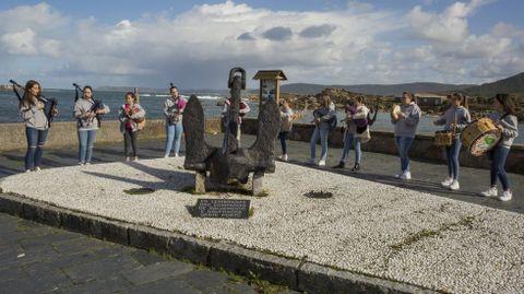 Actos en Camelle por el 122 aniversario del naufragio