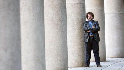José Miguel Pérez Sierra, director de orquestra