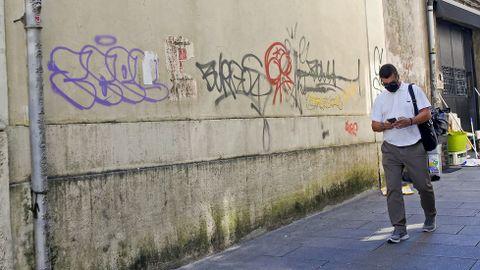 GRAFFITIS. ZONA VIEJA