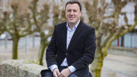 Valentín González Formoso, presidente de la Diputación de A Coruña y alcalde de As Pontes