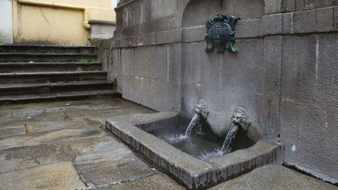 Burgas de aguas termales de Caldas.