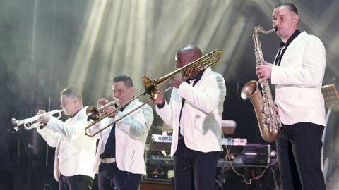 La orquesta Costa Dorada actuará en la verbena de Lugo este sábado.