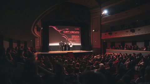 Edición de Curtocircuíto de 2019.