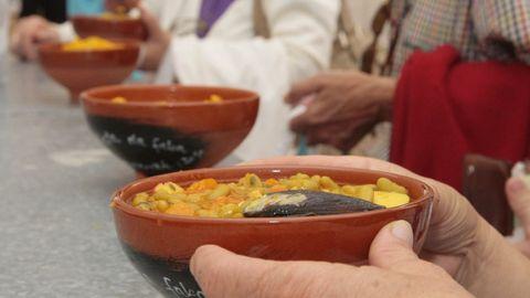 Los locales de hosteleros incluirán platos y tapas con fabas de Lourenzá en lugar de la tradicional degustación.