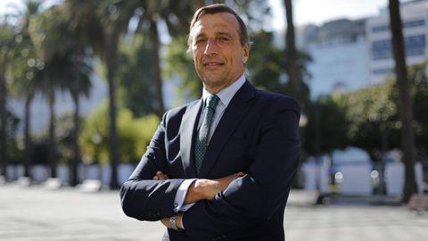 Eduardo Sánchez Álvarez, director de Asesoría Fiscal en Abanca