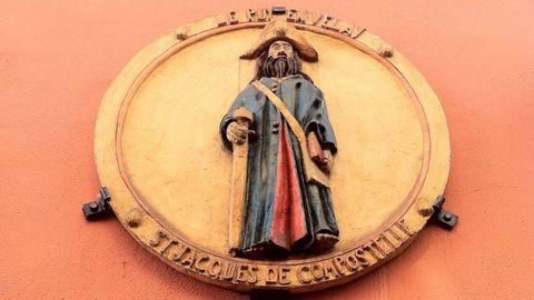 Punto de inicio del Camino de Le Puy, en Francia, que sigue el itinerario que realizó el obispo de la localidad en 951.
