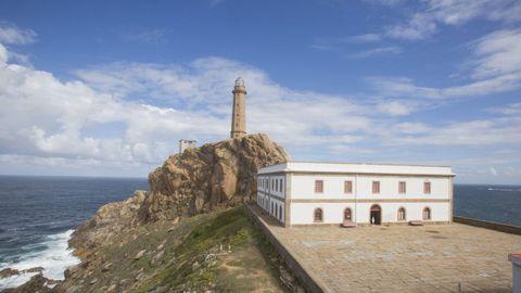 Faro del Cabo Vilán, en Camariñas.
