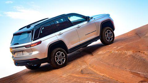 El nuevo Gran Cherokee de Jeep