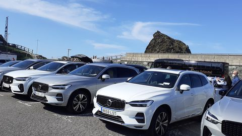 Volvo presenta su nueva gama en Asturias