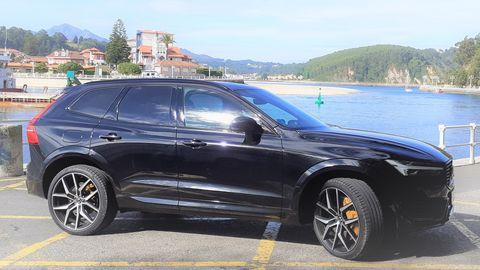 El nuevo XC60 de Volvo