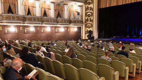 El Teatro Colón acogerá las proyecciones del Cormorán Film Fest.