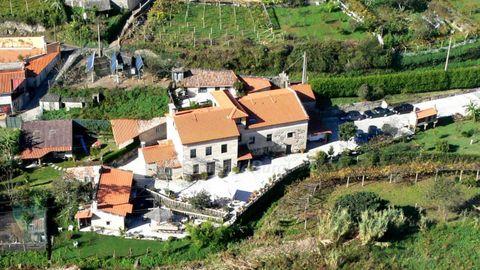 Casa Videira dispone de 16 habitaciones