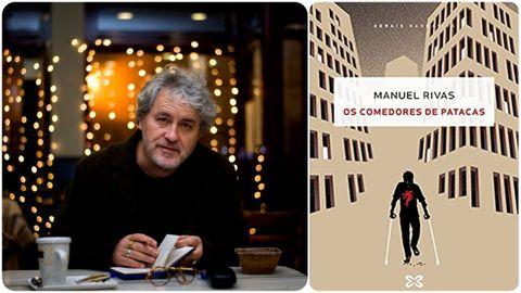 O selo Xerais celebra cunha nova edición revisada os trinta anos da primeira novela de Manuel Rivas.