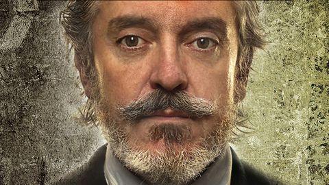 Retrato del fotógrafo J. a. Robés