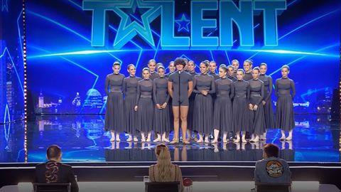 El Centro de Danza Teresa Tessier, en Got Talent