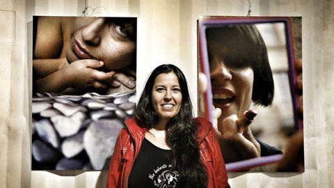 La fotógrafa Eva Domínguez expone en Mur Marxinal hasta el día 24