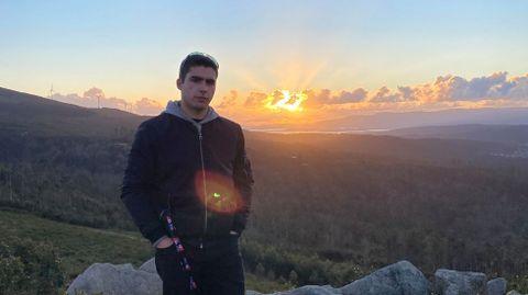 Daniel Bragaña Rodríguez falleció en un accidente a los 19 años