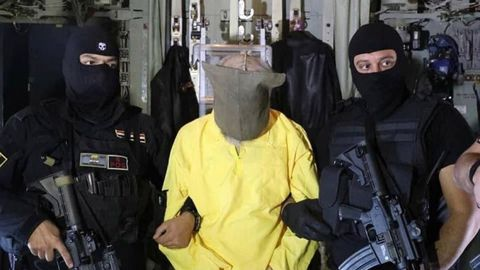 Sami Jasim, antiguo responsable de finanzas del Estado Islámico