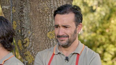 Juanma Castaño en MasterChef Celebrity 6