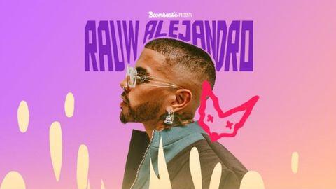 Rauw Alejandro ofrecerá un concierto en A Coruña este viernes.