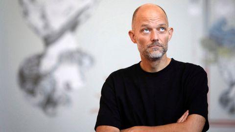 El guionista y director noruego Eskil Vogt.
