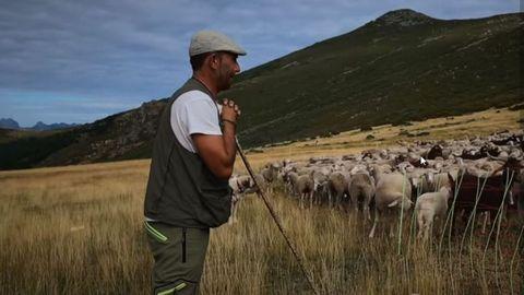 Juan Díaz, es uno de los pastores que aparecen en el documental de WWF