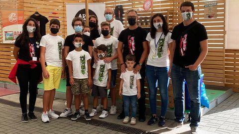 Familias con niños y jóvenes que padecen la enfermedad de Dent, promotoras del festival solidario