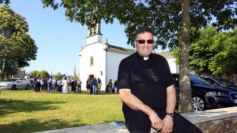 Rodríguez Couce estaba destinado en la Terra Chá, en donde trabajaba en la unidad pastoral
