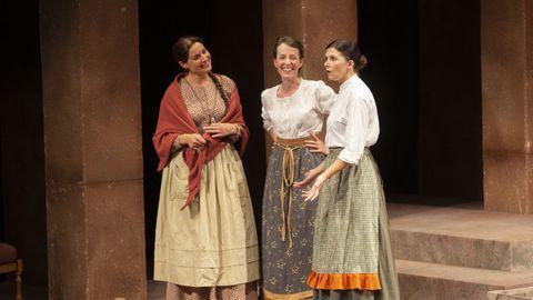 El FIOT de Carballo continúa ofreciendo una amplia programación de teatro cada fin de semana.