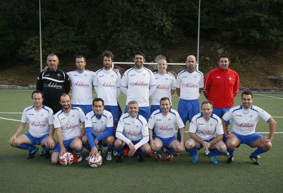 El Amanecer empató a dos goles el encuentro que disputó el pasado fin de semana.