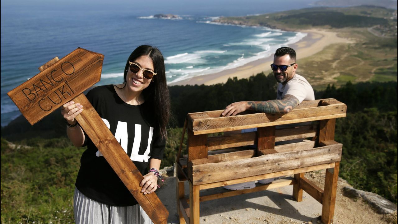 Alejandro Sanz y Raquel Perera, en una imagen de archivo