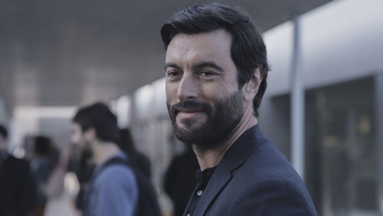 El gallego protagoniza la adaptación de la serie «Liar».