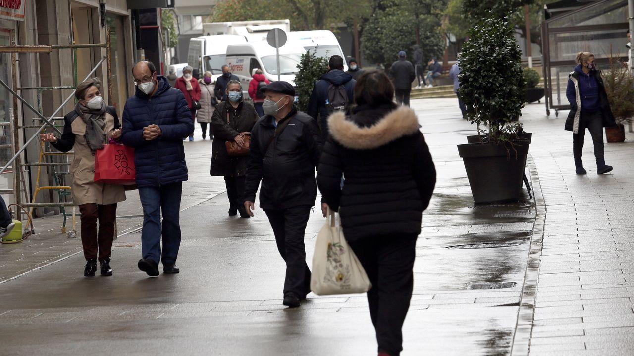 En el municipio ribeirense se han contabilizado 103 positivos en los últimos 14 días