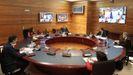 Sánchez preside el Consejo de Ministros Extraordinario celebrado en Moncloa el 26 de abril