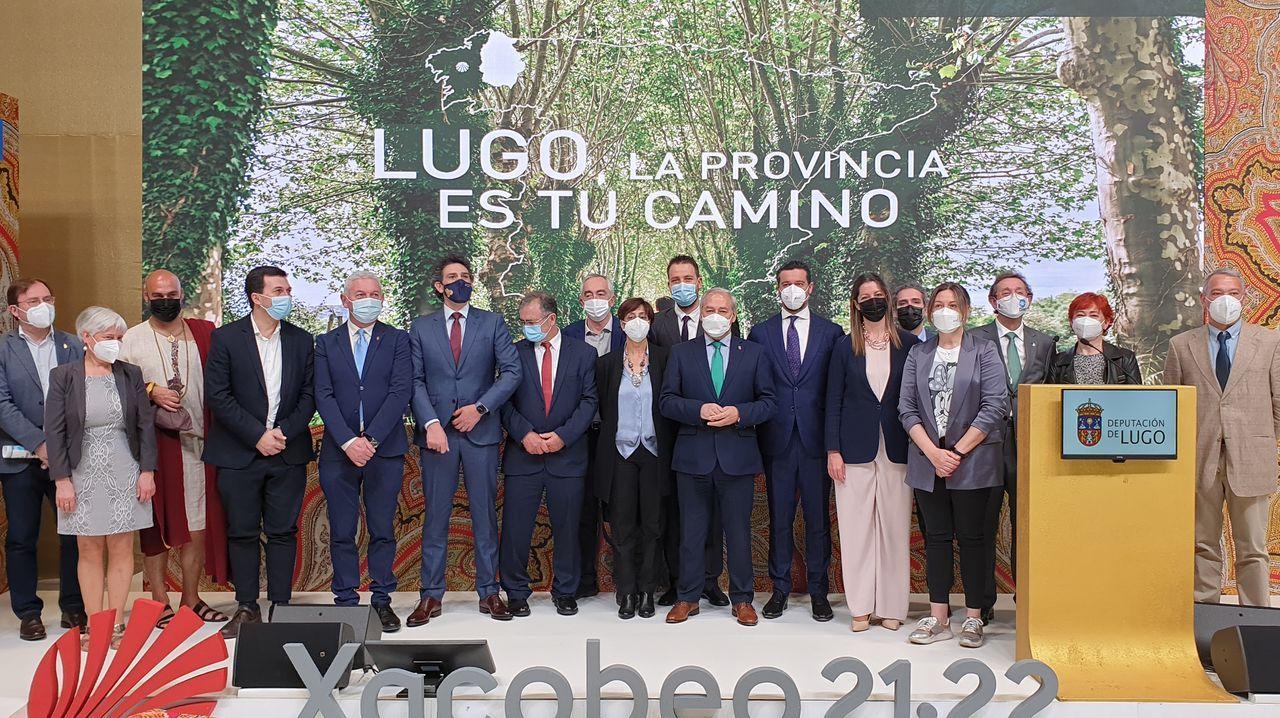Presentación en Fitur de la campaña de turismo de la Diputación de Lugo